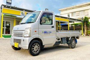 石垣市で借りる軽トラックATオートマ